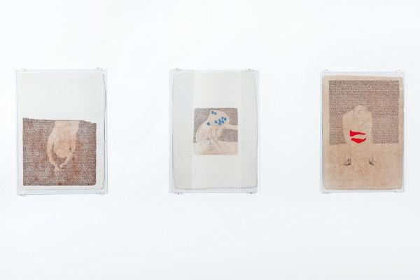 Mark Lammert - Galerie Jordan - Seydoux