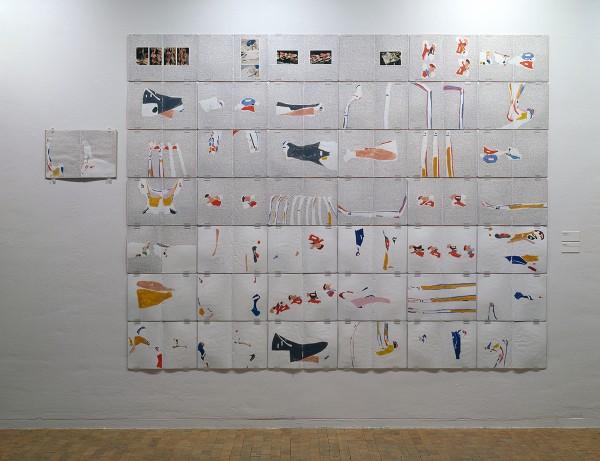 Mark Lammert - Notation. Kalkül und Form in den Künsten, Akademie der Künste, Berlin, 2008