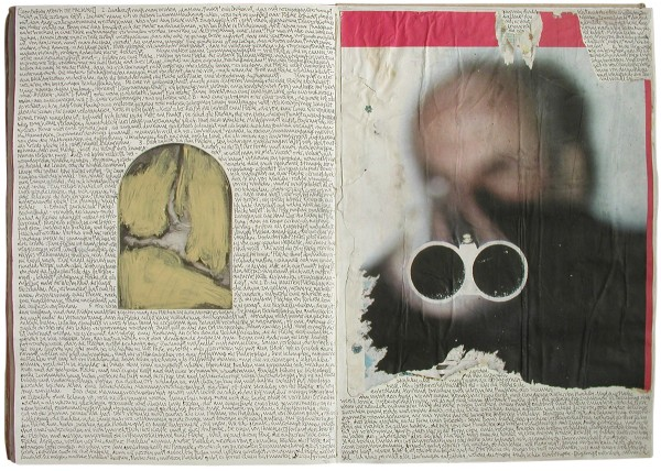 Mark Lammert - Workbook, 1986-2003, 59 x 68 cm