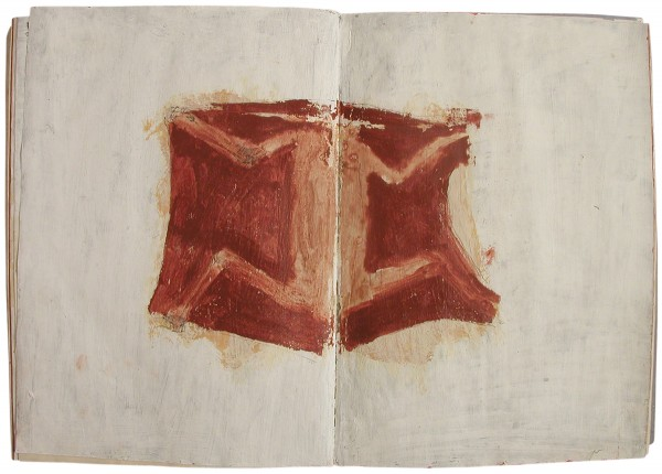 Mark Lammert - Workbook, 1992-2004, 34 x 48 cm