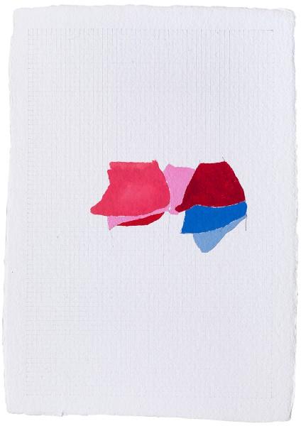 Mark Lammert - EPIDAUROS, 2009, Kohle, Stift und Öl auf Papier, 45 x 33 cm