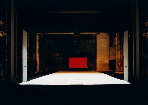 Mark Lammert - GERMANIA 3, 1995, for Heiner Müller, Berliner Ensemble