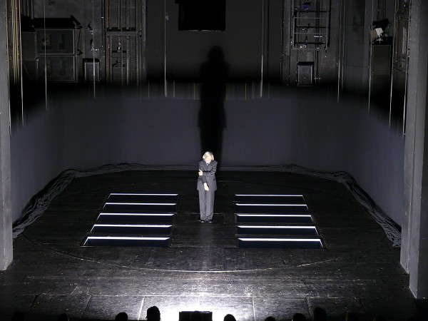 Mark Lammert - HAMLETMACHINE, 2007, for Dimiter Gotscheff, Deutsches Theater Berlin